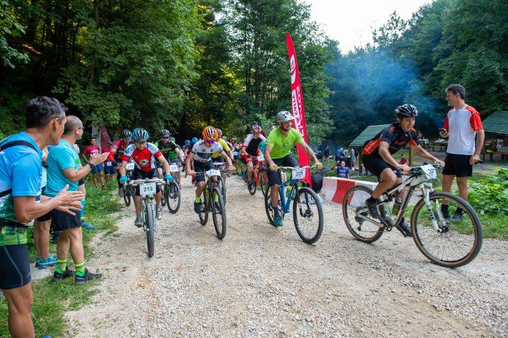 SKV Bike Tour Zarnesti